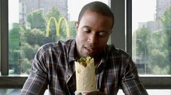 McDonald's Premium McWrap TV Spot, 'One Bite' - Thumbnail 3