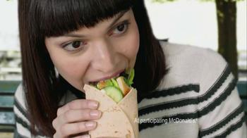 McDonald's Premium McWrap TV Spot, 'One Bite' - Thumbnail 7