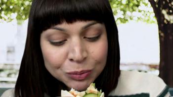 McDonald's Premium McWrap TV Spot, 'One Bite' - Thumbnail 9