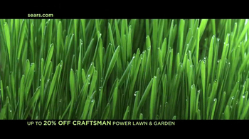 Sears Craftsman TV Spot, 'Spring' - Thumbnail 1