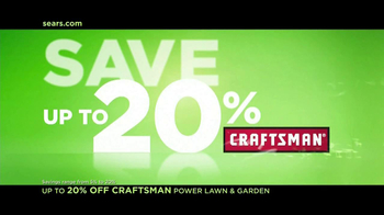 Sears Craftsman TV Spot, 'Spring' - Thumbnail 8