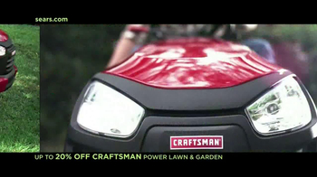 Sears Craftsman TV Spot, 'Spring' - Thumbnail 2