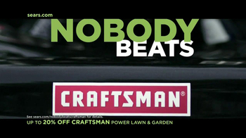Sears Craftsman TV Spot, 'Spring' - Thumbnail 3