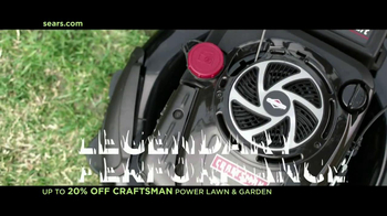 Sears Craftsman TV Spot, 'Spring' - Thumbnail 4