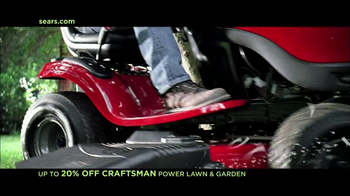 Sears Craftsman TV Spot, 'Spring' - Thumbnail 5