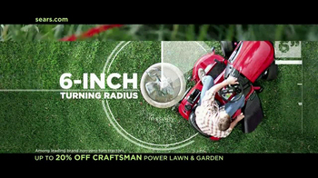 Sears Craftsman TV Spot, 'Spring'