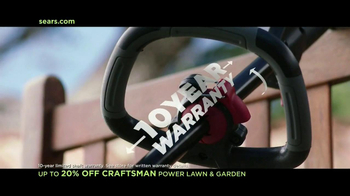 Sears Craftsman TV Spot, 'Spring' - Thumbnail 7