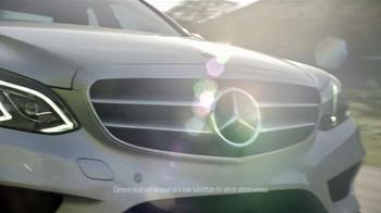 2014 Mercedes-Benz E-Class TV Spot, 'Sudden Stop' - Thumbnail 3