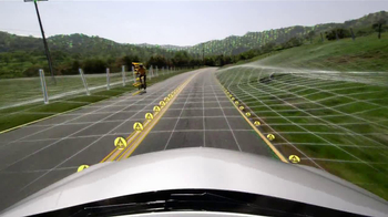 2014 Mercedes-Benz E-Class TV Spot, 'Sudden Stop' - Thumbnail 4