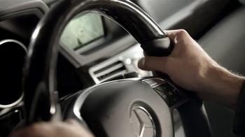 2014 Mercedes-Benz E-Class TV Spot, 'Sudden Stop' - Thumbnail 6