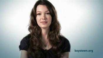 Boys Town TV Spot, 'It Was Me' - Thumbnail 3