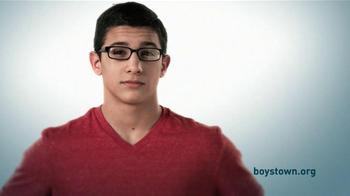 Boys Town TV Spot, 'It Was Me' - Thumbnail 4