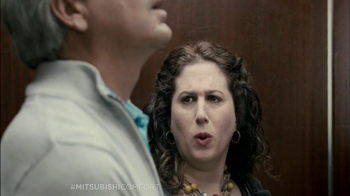 Mitsubishi Electric TV Spot, 'Elevator' Feat. Fred Couples - Thumbnail 5