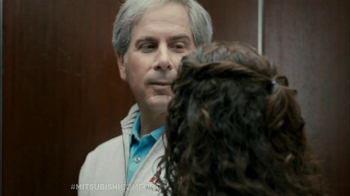 Mitsubishi Electric TV Spot, 'Elevator' Feat. Fred Couples - Thumbnail 7