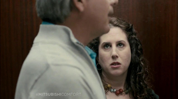 Mitsubishi Electric TV Spot, 'Elevator' Feat. Fred Couples - Thumbnail 8