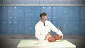 Thing X TV Spot, 'Inside a Basketball' - Thumbnail 6