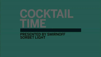 Smirnoff Sorbet Light TV Spot, 'Cocktail Time' Featuring Sandra Lee - Thumbnail 1