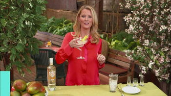 Smirnoff Sorbet Light TV Spot, 'Cocktail Time' Featuring Sandra Lee - Thumbnail 9