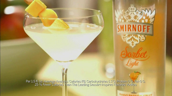 Smirnoff Sorbet Light TV Spot, 'Cocktail Time' Featuring Sandra Lee - Thumbnail 3