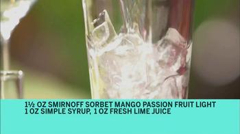 Smirnoff Sorbet Light TV Spot, 'Cocktail Time' Featuring Sandra Lee - Thumbnail 5
