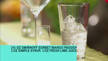 Smirnoff Sorbet Light TV Spot, 'Cocktail Time' Featuring Sandra Lee - Thumbnail 6