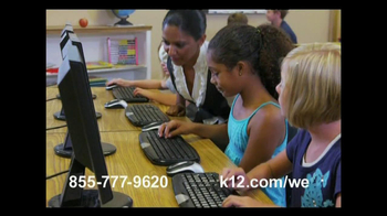 K12 TV Spot, 'Online Public School Options'
