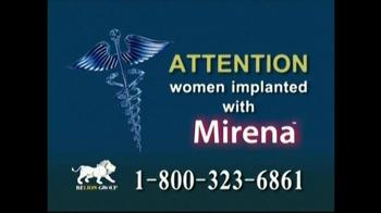 Relion Group TV Spot, 'Mirena IUD'