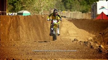 Rockstar Energy Racing TV Spot Featuring Davi Millsaps - Thumbnail 5