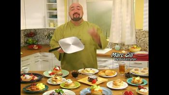 Perfect Pancake TV Spot Featuring Marc Gill