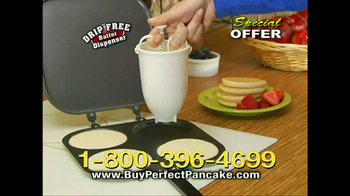 Perfect Pancake TV Spot Featuring Marc Gill - Thumbnail 9
