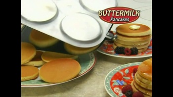 Perfect Pancake TV Spot Featuring Marc Gill - Thumbnail 3