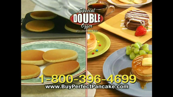 Perfect Pancake TV Spot Featuring Marc Gill - Thumbnail 8