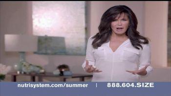 Nutrisystem TV Spot, 'Summer Ready Body' Featuring Marie Osmond