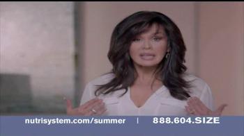 Nutrisystem TV Spot, 'Summer Ready Body' Featuring Marie Osmond - Thumbnail 1