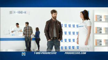 Progressive TV Spot, 'Motorcycle Heaven' - Thumbnail 2