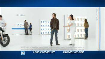 Progressive TV Spot, 'Motorcycle Heaven' - Thumbnail 4