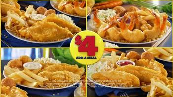 Long John Silver's $4 Add-A-Meal TV Spot, 'Fishing for Value' - Thumbnail 7