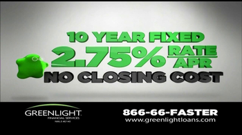Greenlight Financial Services TV Spot, \'Lowest Rate Ever\'