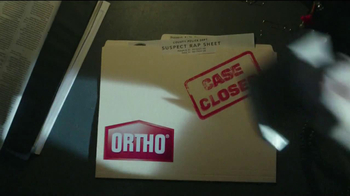 Ortho Weed B Gon MAX TV Spot, 'Crime Files' - Thumbnail 10
