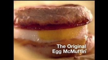 McDonald's Egg McMuffin TV Spot, '300 Calories' - Thumbnail 7
