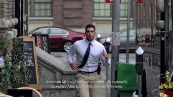 American Military University TV Spot, 'Many Careers' - Thumbnail 7