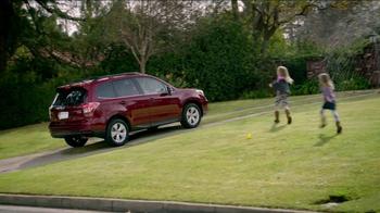 Subaru Forester TV Spot, 'That New Subaru Smell' - Thumbnail 1