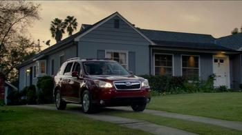Subaru Forester TV Spot, 'That New Subaru Smell' - Thumbnail 8