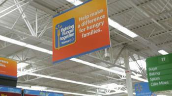 Walmart TV Spot, 'Child Hunger' - Thumbnail 7