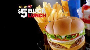 Dairy Queen $5 Buck Lunch TV Spot, 'Mark Your DQalendar'