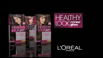L'Oreal Healthy Look Creme Gloss TV Spot Featuring Barbara Palvin - Thumbnail 3