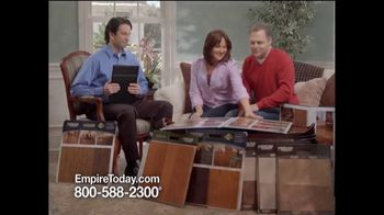 Empire Today TV Spot, '$99 Room Sale: Any Room'