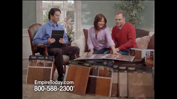 Empire Today TV Spot, \'$99 Room Sale: Any Room\'