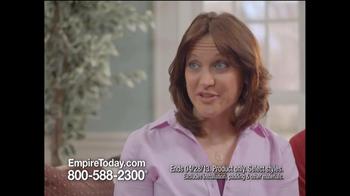 Empire Today TV Spot, '$99 Room Sale: Any Room' - Thumbnail 3