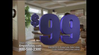 Empire Today TV Spot, '$99 Room Sale: Any Room' - Thumbnail 7